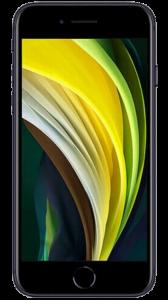iPhone SE (2020) 128Gb Black EU (Бесплатная гарантия 1 год)