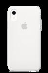 Чехол для iPhone Xr Original Silicone Copy White
