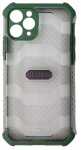 Чехол для iPhone 11 Pro Blueo Military Grade Drop Resistance Dark Green