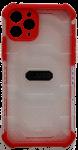Чехол для iPhone 11 Pro Blueo Military Grade Drop Resistance Red