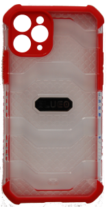Чехол для iPhone 11 Pro Blueo Military Grade Drop Resistance Red