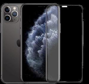 Защитное стекло для iPhone X/Xs/11 Pro Amazingthing 3D Hot Bending Tempered Glass with Dust Filter