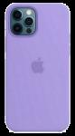 Чехол для iPhone 12 Pro Max Original Silicone Copy Lilac Cream