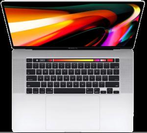 "MacBook Pro (MVVL2) 16"" 512Gb Silver 2019 EU"