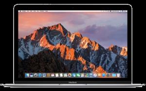 "MacBook (MNYH2) 12"" 256Gb Silver (2017)"