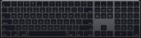 Magic Keyboard with Numeric Keypad Space Gray (MRMH2) (2018)
