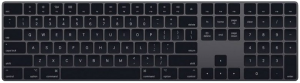 Magic Keyboard with Numeric Keypad Space Gray (MRMH2) (2018)