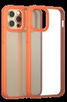 Чехол для iPhone 12/12 Pro Blueo Crystal Drop Resistance Orange