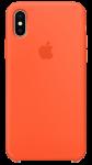 Чехол для iPhone Xs Max Original Silicone Copy Orange