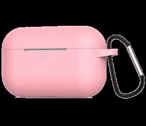 Силиконовый чехол для Airpods Pro Blueo Liquid Silicone Case Light Pink
