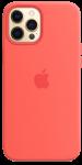 Чехол для iPhone 12 Pro Max Original Silicone Copy Pink Citrus