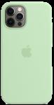 Чехол для iPhone 12 Pro Max with MagSafe Original Silicone Copy Pistachio