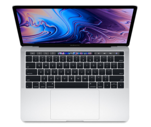 "MacBook Pro (MXK62) 13"" 256Gb Touch Bar Silver 2020"