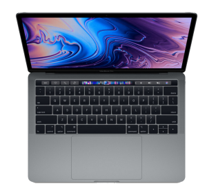 "MacBook Pro (MXK32) 13"" 256Gb Touch Bar Space Gray 2020"