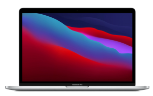 """MacBook Pro M1 Chip (Z11D000GK) 13"""" 1TB Touch Bar Silver 2021"""