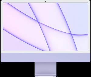 "iMac M1 24"" 4.5K 1TB 8GPU Purple (Z130000NV) 2021"