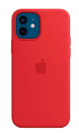 Чехол для iPhone 12 mini Original Silicone Copy Red
