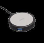 Адаптер REMAX Mogee High-Speed USB HUB RU-U20  4USB