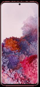 Samsung G980FD Galaxy S20 DUAL 8/128Gb 4G Aura Red