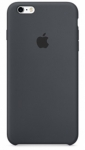 Чехол для iPhone 7 Original Silicone Copy Black