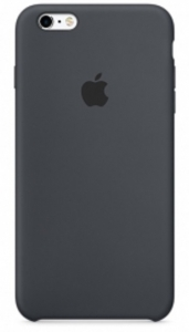 Чехол для iPhone 7/8/SE Original Silicone Copy Black