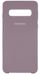 Чехол для Samsung Galaxy S10 plus Lavender Gray