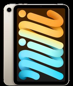 """iPad mini 8.3"""" 256Gb WiFi Starlight 2021"""