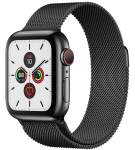 Watch 44mm Graphite Stainless Steel Case with Milanese Loop (M09J3/M07R3) Series 6 GPS + LTE