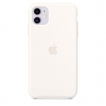 Чехол для iPhone 11 Original Silicone Copy Antique White