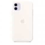 Чехол для iPhone 11 Original Silicone Copy Antique White