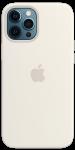 Чехол для iPhone 12 Pro Max Original Silicone Copy White