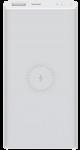 Внешний аккумулятор Xiaomi Mi Wireless Youth Edition 10000mAh White